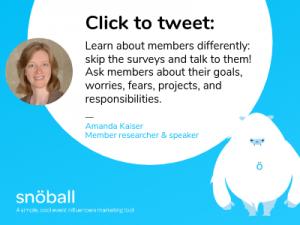 Association engagement strategies with Amanda Kaiser