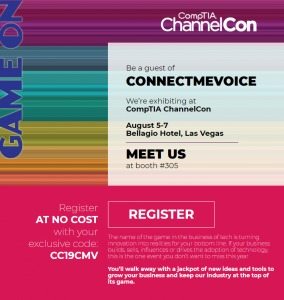 Event landing page examples - CompTIA